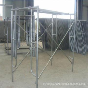 Hot sale Q235 Q345 steel american frame scaffolding,custom h frame scaffolding sizes