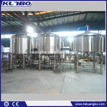 Brewery equipment for large brewery