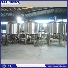 Equipamentos de cervejaria para grandes cervejarias