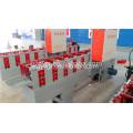 Perfil de Frame de aço de cor Cangzhou frente faz a máquina