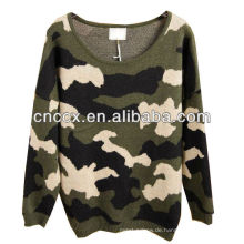 12STC0723 Camouflage Womens Armee Uniform Pullover