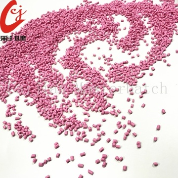Light Pink Color Masterbatch Granules