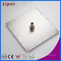 Fyeer 304 Edelstahl verchromt LED Duschkopf