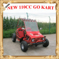 Double Seats 110 cc Go Kart for sale with air cooling 110CC Engine
