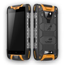 Telefone inteligente Rugged NFC IP68 de 4,5 polegadas