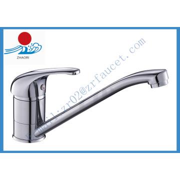 Misturador de cozinha de mão única torneira de água de bronze (ZR21805)
