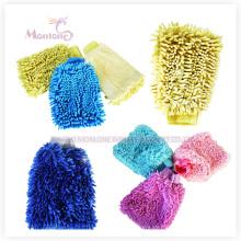 Chenille Handschuh, Auto Reinigungshandschuh, Mikrofaser Chenille Handschuhe