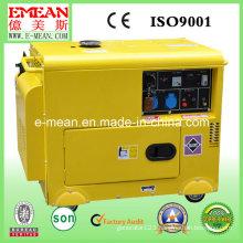 Soundproof /Silent Diesel Generator (EM5000SE)