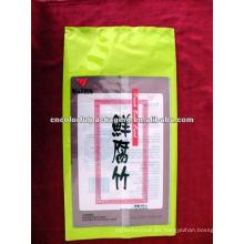 Bolsas de plástico de calidad alimentaria para Yuba