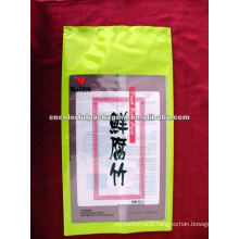 Food grade plastic bags for Yuba