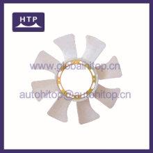 Hoja del ventilador del motor diesel para el automóvil japonés PARA HYUNDAI 25261-42910 430MM-137-152