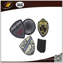 Fabrik Custom Fabric Stickerei Abzeichen