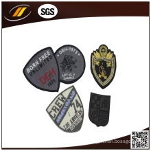 Factory Custom Fabric Embroidery Badge
