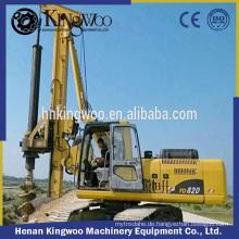 Hohe Qualität Rotary Pile Drilling Rigs zu verkaufen