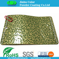 Antik Effection emas hijau bubuk coating