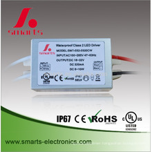 small size 320ma 350ma 10w constant current LED driver