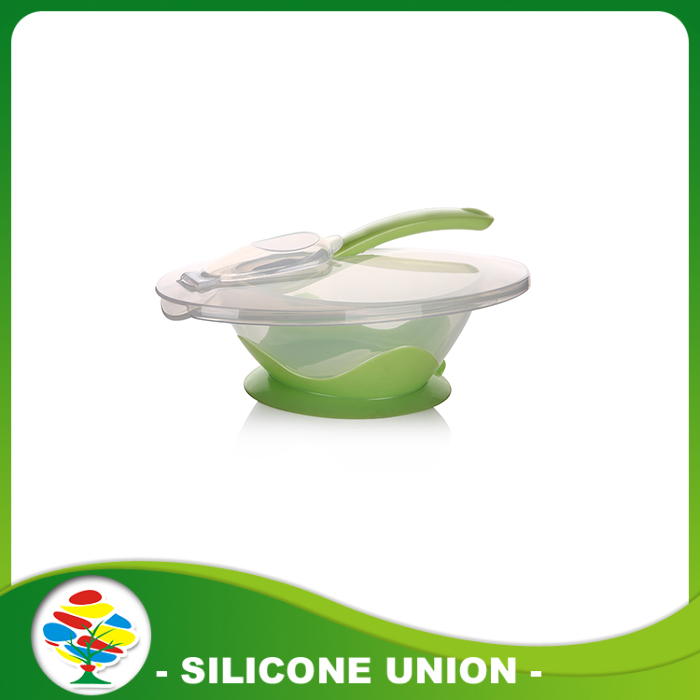 silicone baby spoon bowl
