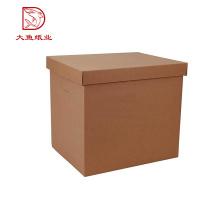 En gros plus récent mode alimentaire costume carton boîte fabricants
