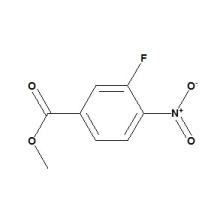 3-Fluoro-4-Nitrobenzoate de méthyle N ° CAS 185629-31-6