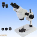 Binocular Zoom Microscópio Estéreo Szm0745b Series