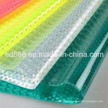 Feuille réfléchissante en PVC pour la décoration