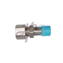 Encaixe hidráulico de tubo para conexão de tubo de mangueira