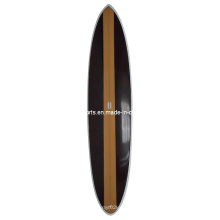 Customized Size and Colour Wooden Veneer Surface Stand up Paddle Sup, Touring Board, Surfboard
