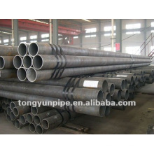 Tuyau en acier au carbone longueur standard et tuyau en acier de 4 pouces