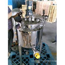 Réservoir de chauffage mixte en acier inoxydable