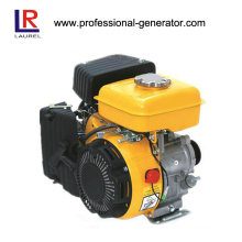 4-Stroke Gasoline Engine with Air-Cooled Single Cylinder