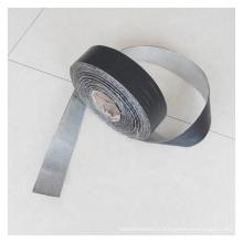Ruban d'emballage de tuyau de bitume de polyéthylène bande auto-adhésive bitumineuse