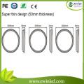Crystal LED Deckenleuchte mit Mircowave Motion + Dimming Sensor