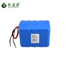 18650 11000mah 11.1V paquetes de baterías de iones de litio