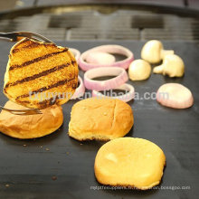 Doublure de barbecue réutilisable antiadhésive