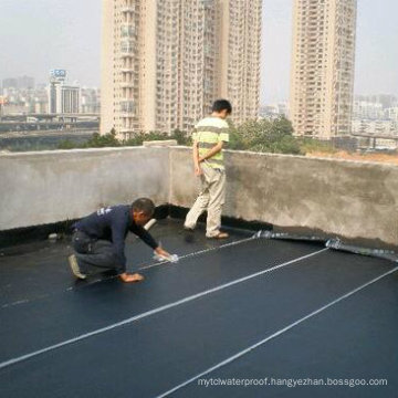 High Quality Self- Adhesive Sbs Modified Bitumen Waterproof Membrane for Roof /Garage /Basement /Underground with ISO