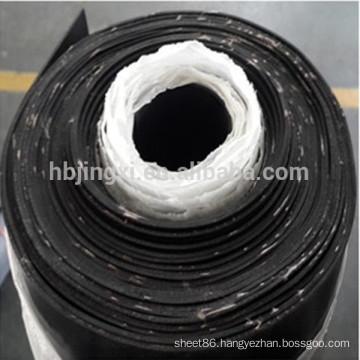 NR / SBR cloth Insertion Rubber Sheet Roll