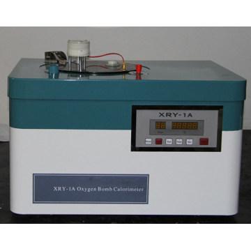 Xry-1A Laboratory Oxygen Bomb Calorimeter