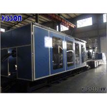1250t horizontale Kunststoff Spritzguss-Maschine Hallo-G1250