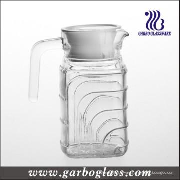 0.5L Glass Pitcher /Glass Jug (GB1102BF-1)