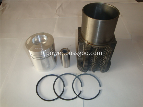 Cylinder liner piston kit (5)
