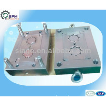 precise plastic molding work service