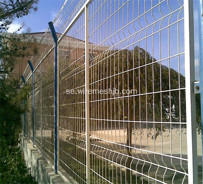Farm Security Fence-PVC Coated Svetsat Wire Mesh Fence
