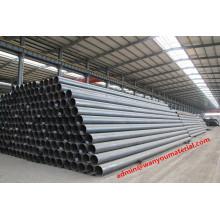 Buena forma - Tubo redondo de acero de calidad superior
