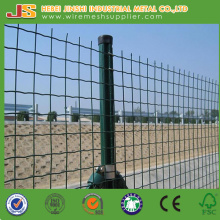 Low Coat Green PVC Coated Holland Fence