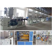Línea de máquina de extrusión de fabricación de tuberías PPR