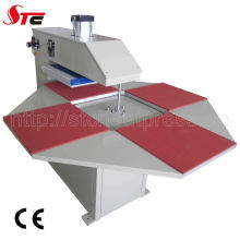 Full Automatic Four Station Heat Transfer Machine