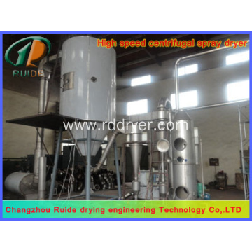 Sodium hydrogen oxalate spray drying tower