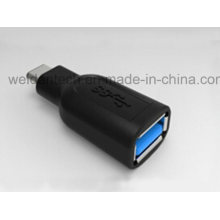 USB3.0 a Female to USB3.1 Type C Adapter Converter