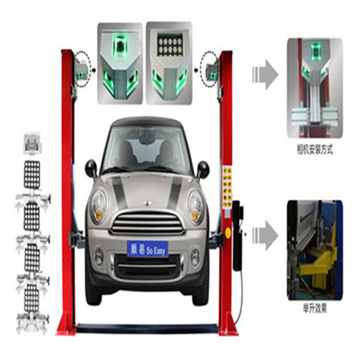 5D Wheel Alignment Series