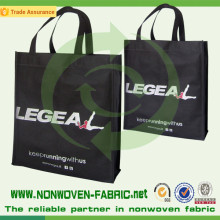 Wiederverwendetes wasserdichtes PP Spunbond Non Woven Raw Material für Taschen